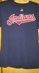 Majestic MLB Authentic Corey Kulber T-Shirt